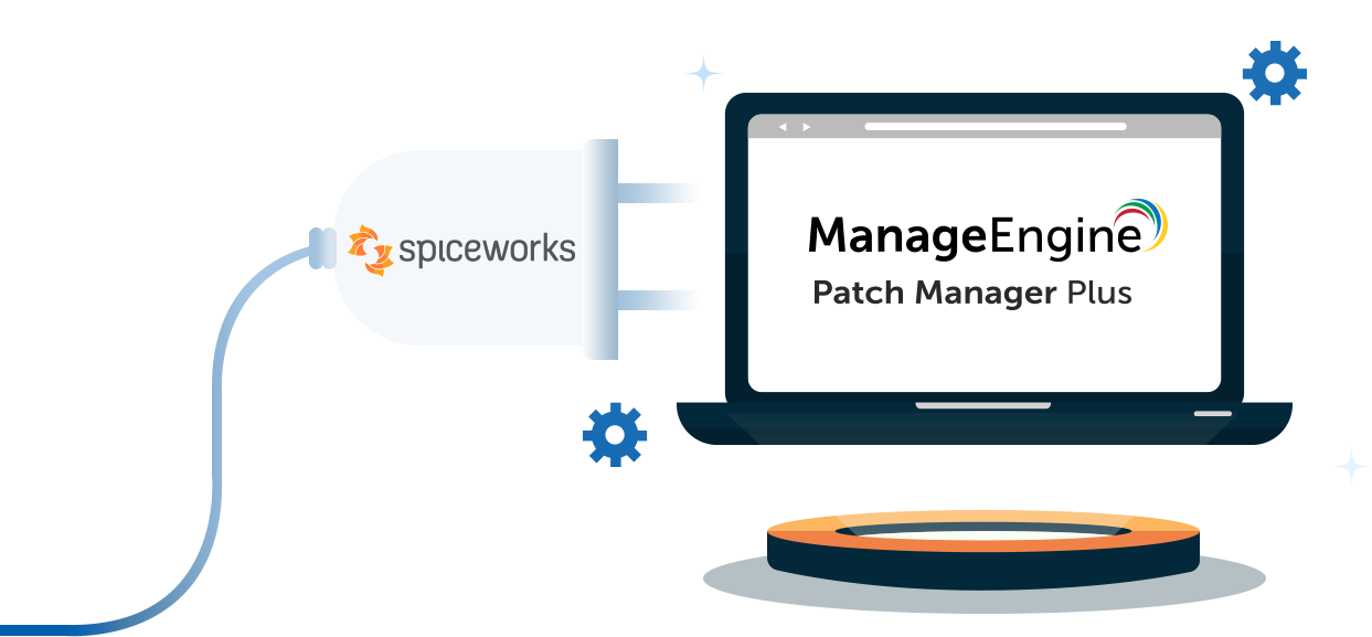 Resolve patching tickets from Spiceworks